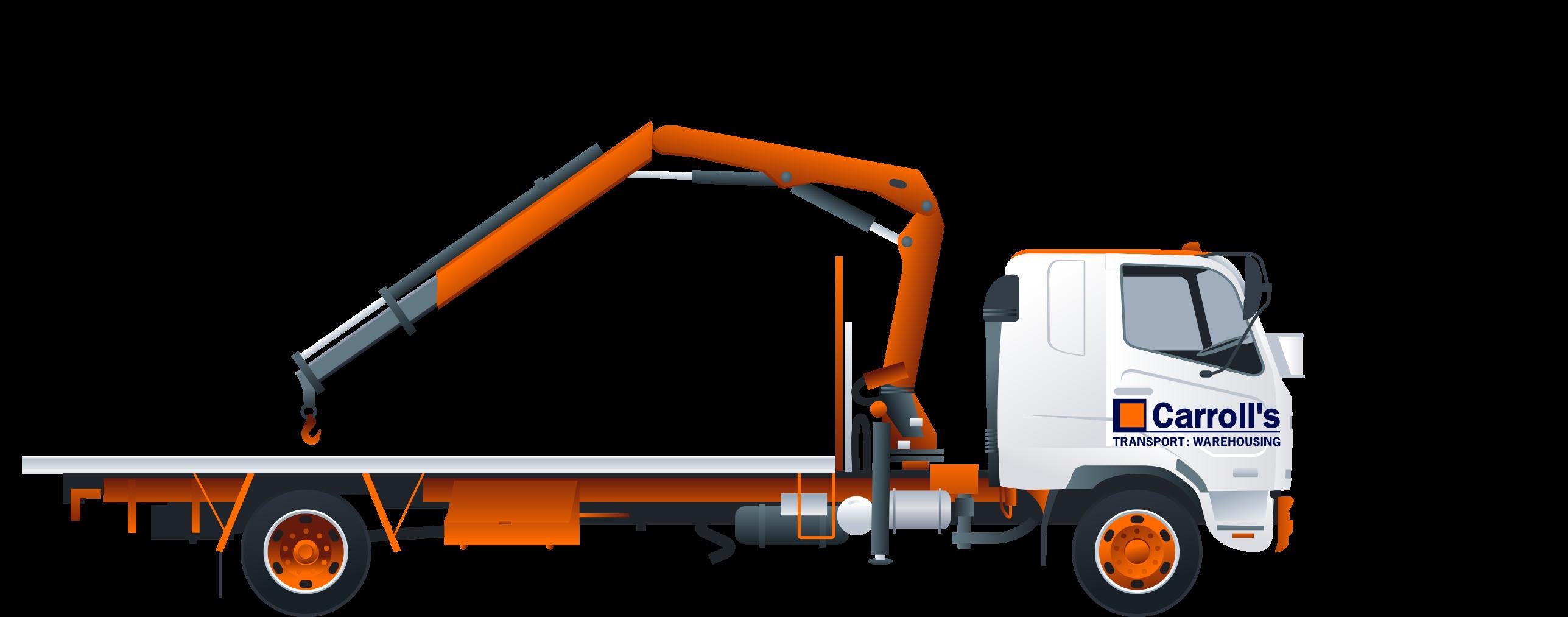 Crane Trucks – Small to Large